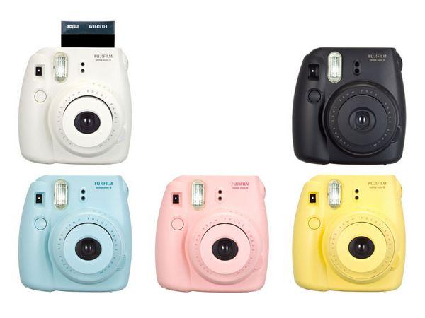 Fujifilm Instax Mini 8 Yellow