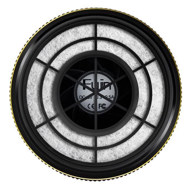 Fujin Objetivo Aspirador de Sensor