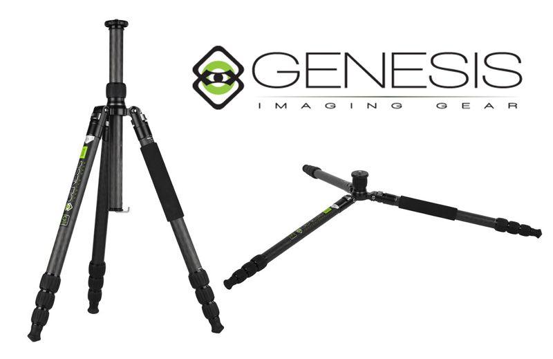 Genesis Base C5 Tripod grey