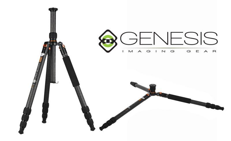 Genesis Base C5 Tripod Orange