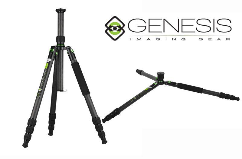 Genesis Base C5 Tripod green
