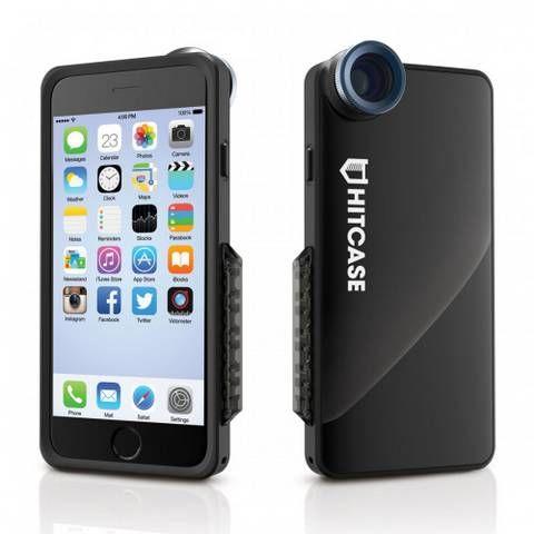 Hitcase SNAP para iPhone 6 Plus / 6S Plus Negro