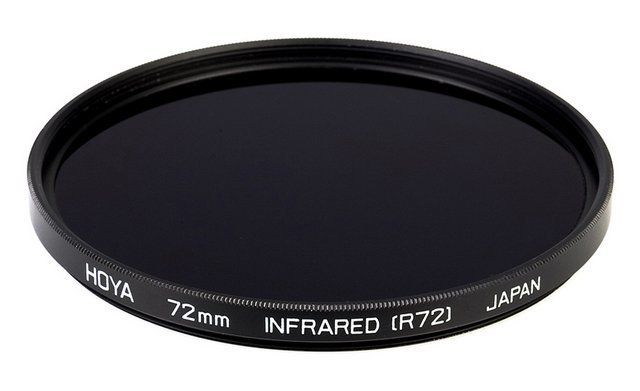 Hoya R72 Infrared Filter for Olympus PEN E-P2