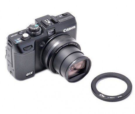 FC-DC58C Adapter for Canon G1X