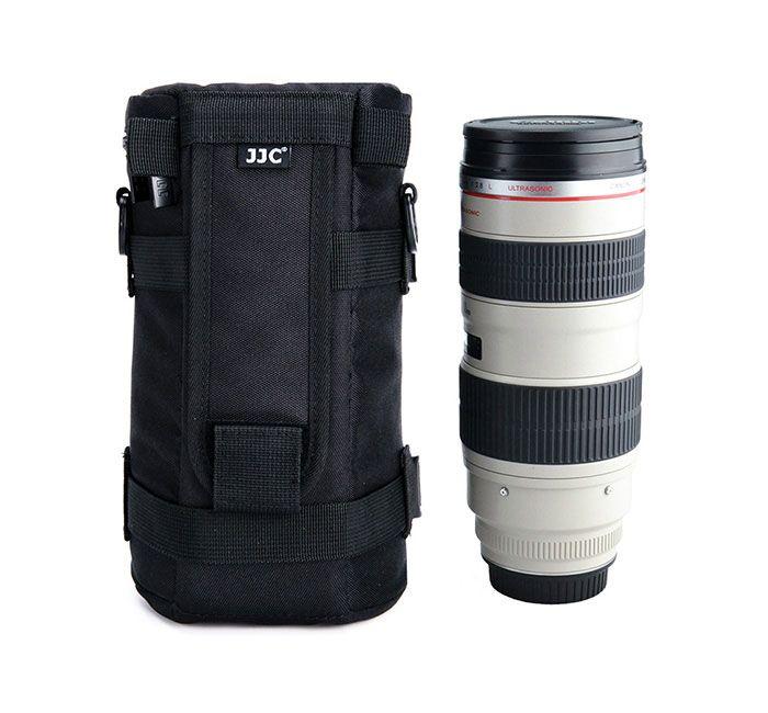 Deluxe DLP-6 Lens Pouch Case 135x250mm