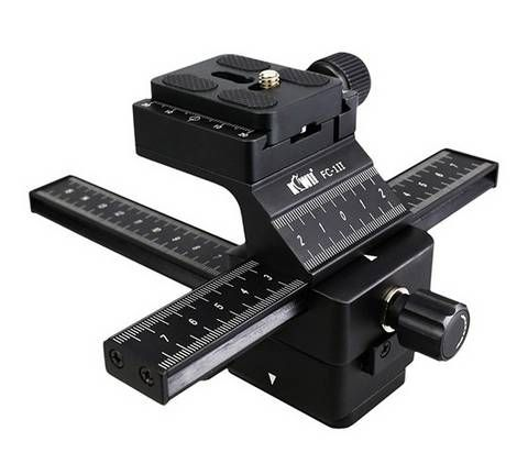 Rail de precisión para macro FC-1II