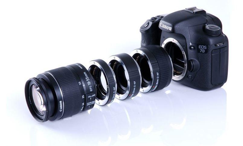 Kooka AF KK-N68 Automatic Extension Tube Kit for Nikon for Kodak DCS Pro 14n