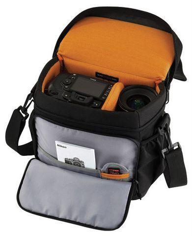 Lowepro Adventura TLZ 25 Top Loading Bag for Compact D-SLR Camera Kits