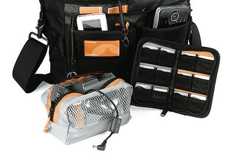 Lowepro Stealth Reporter D300 AW Bag