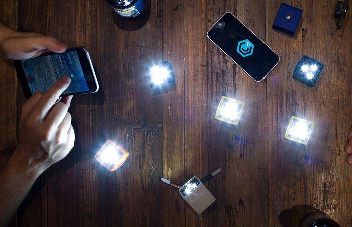 Antorcha LED Lume Cube + Grip