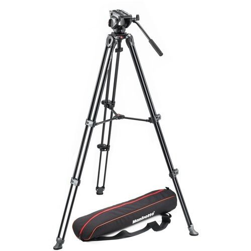 Manfrotto MVK500AM Video System Tripod