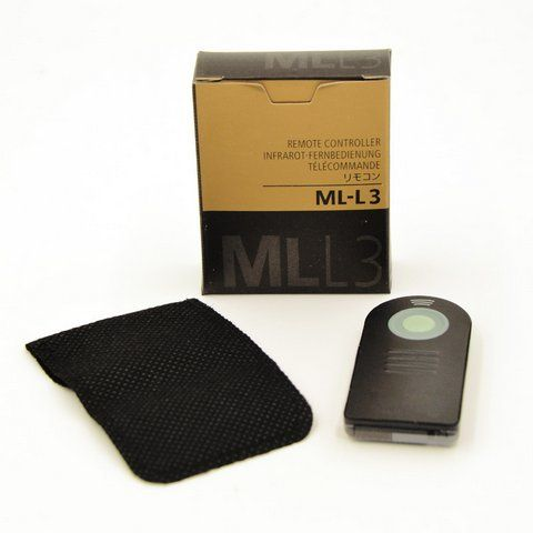 Meike MLL3 Remote Control for Nikon