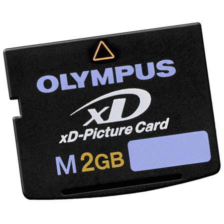Memoria Olympus xD 2GB para Fujifilm FinePix Z5fd