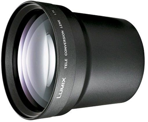 Panasonic DMW-LT55 1.7x Telephoto Lens
