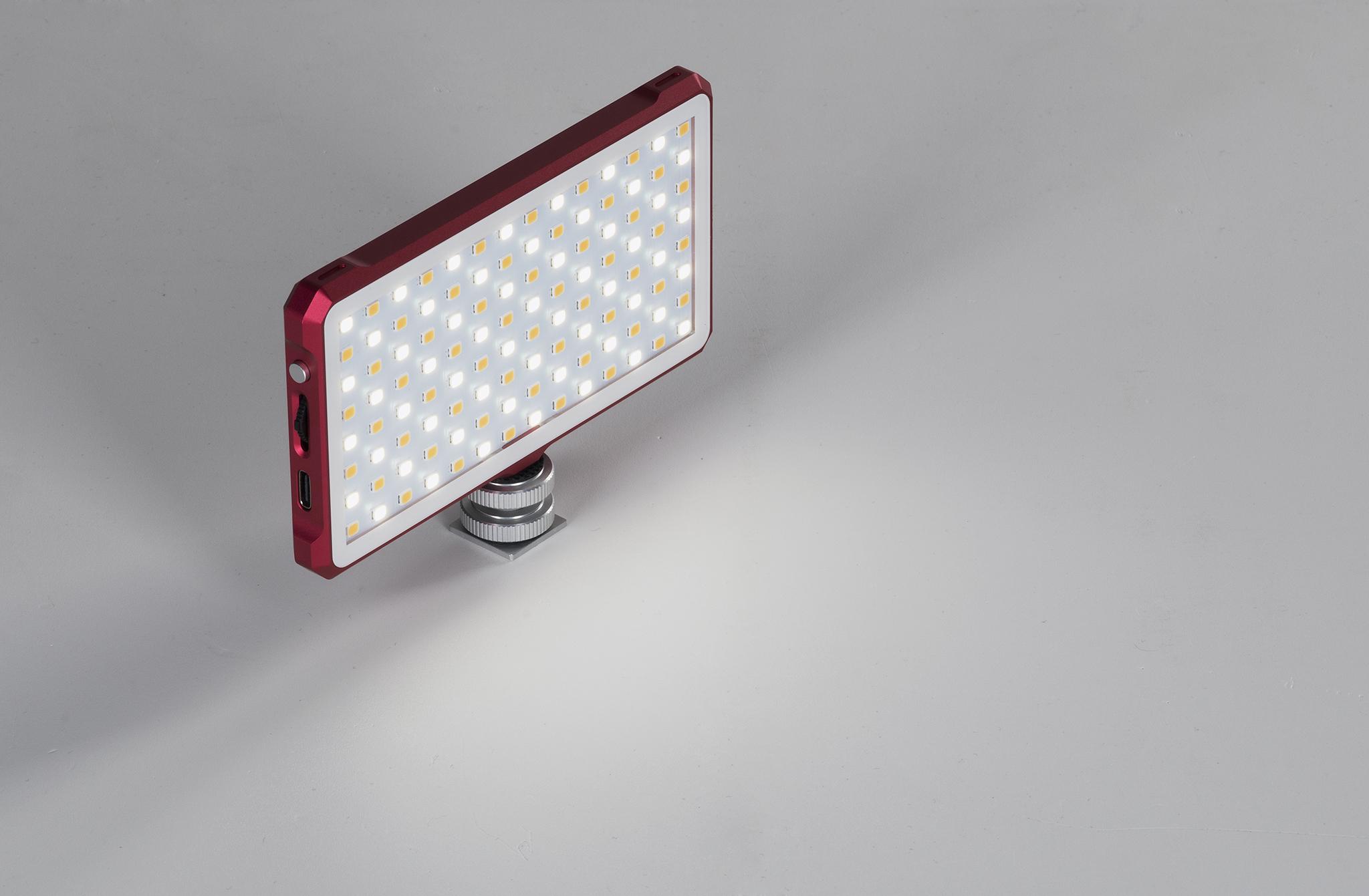 Quadralite MiLED Bi-Color 112 LED Light