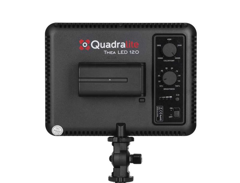 Quadralite Thea 120 LED Panel