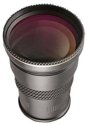 Raynox Telephoto Convertor Lens DCR-2025 for Fujifilm FinePix S5500