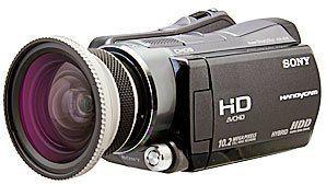 Lente Gran Angular Raynox HD-5050 Pro Plateado