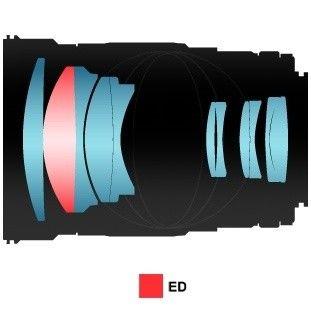 Objetivo Samyang 135mm f/2.0 ED UMC AE Nikon