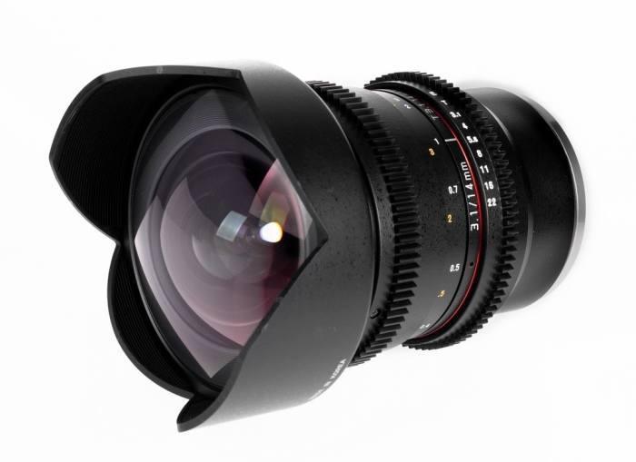 Samyang 14mm T3.1 VDSLR ED AS IF UMC Lens Pentax K