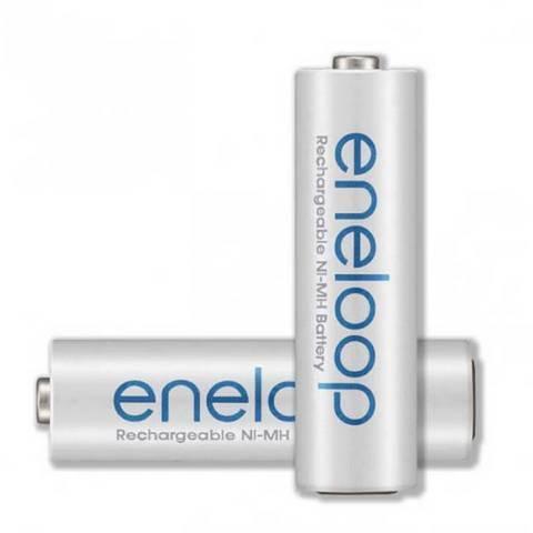 Sanyo AA Eneloop Rechargeable Batteries