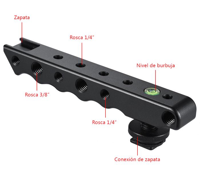 Estabilizador de mano para zapata Sevenoak SK-H01