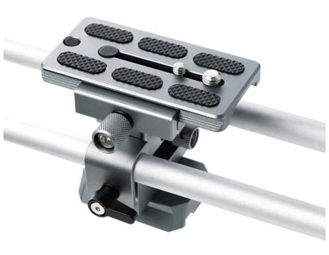 Sevenoak SK-QBP01 Quick Release Plate + 2 rods