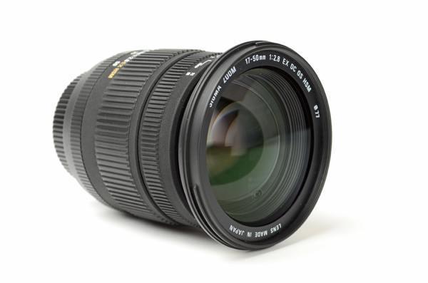 Sigma EX 17-50mm f2.8 DC OS AF HSM Zoom Lens Sony