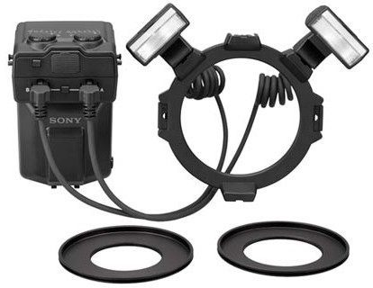 Sony HVL-MT24AM Macro Twin Flash Kit