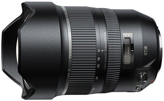 Tamron SP 15-30mm f/2.8 Di VC USD Lens Nikon