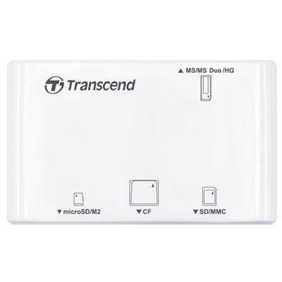 Transcend TS-RDP8W Memory Card Reader