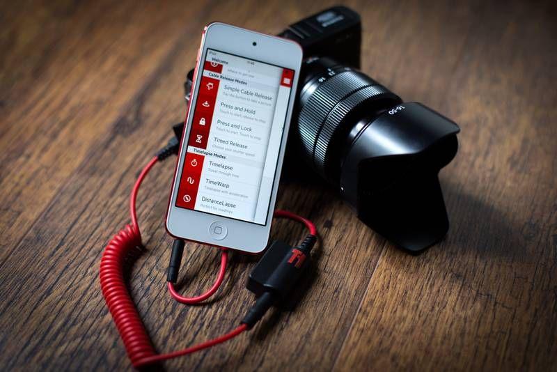 Triggertrap Mando Smartphone para Nikon DC2