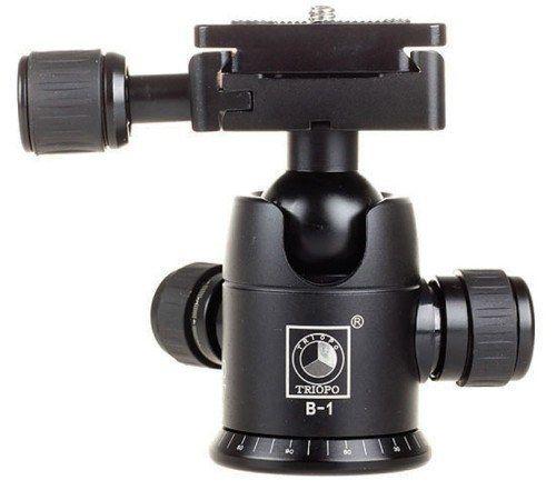Triopo B-1 Ball Head for Fujifilm FinePix S5 Pro