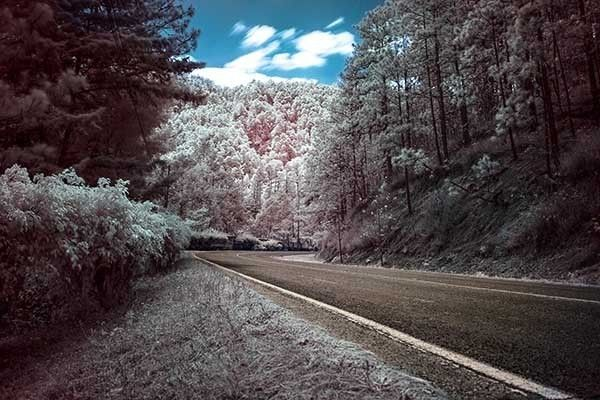 55mm 720nm Infrared Filter
