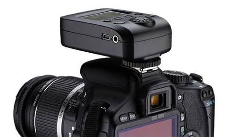 Visico VC-818TX Flash Trigger for Nikon