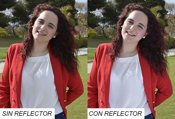 Reflector 5 en 1 plegable Visico RD-024 90x120cm