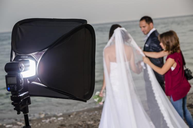 Visico Foldable Softbox EB-063 40 x 40 cm for Flash