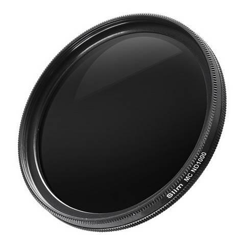 Walimex Pro Slim 55mm ND1000 Neutral Density Filter