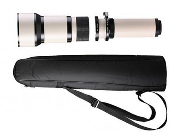 Gloxy 650-1300mm f/8-16 Super Téléobjectif Zoom Canon