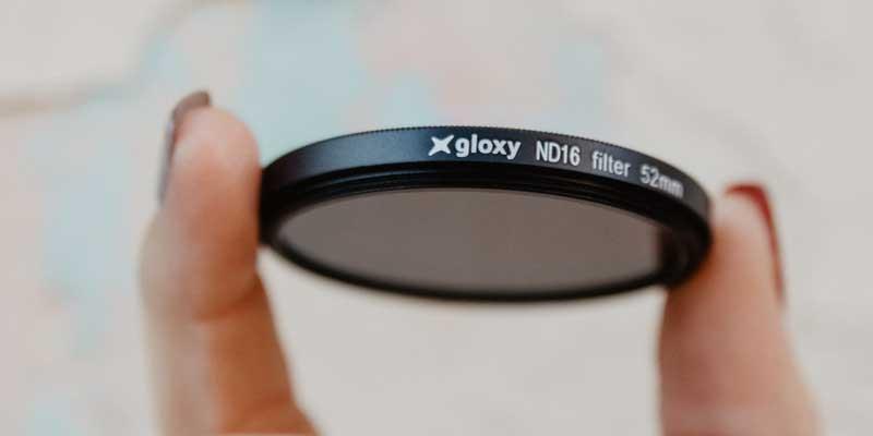 ND16 Neutral Density Filter for Panasonic Lumix DMC-FZ100