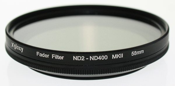 Gloxy ND2-ND400 Variable Filter for Kodak DCS Pro 14n