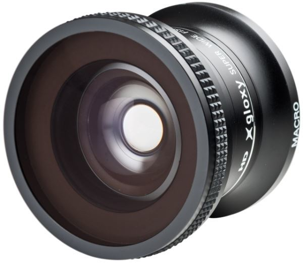 Gloxy 0.25x Fish-Eye Lens + Macro for Olympus PEN E-P2