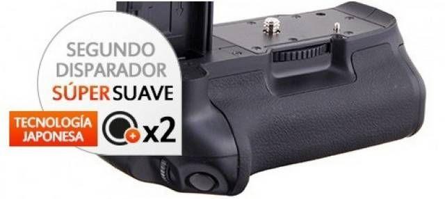 Kit de Empuñadura Gloxy GX-E8 + 2 Baterías LP-E8