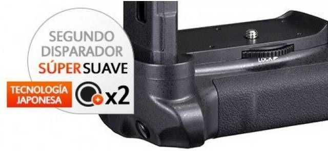 Kit de Empuñadura Gloxy GX-D3100 + 2 Baterías EN-EL14
