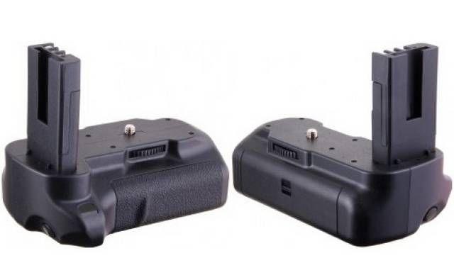 Kit de Empuñadura Gloxy GX-D5000 + 2 Baterías EN-EL9