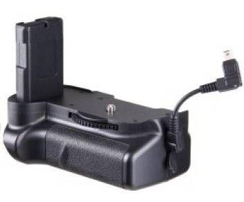 Kit de Empuñadura Gloxy GX-D5100 + 2 Baterías EN-EL14