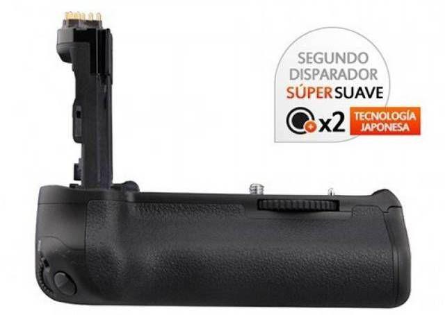 Kit de Empuñadura Gloxy GX-E14 + Batería LP-E6