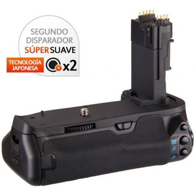 Empuñadura Gloxy GX-E13 (Canon BG-E13)