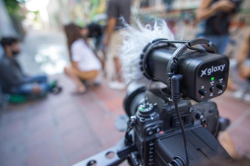 Gloxy GX-M20 Stereo Microphone
