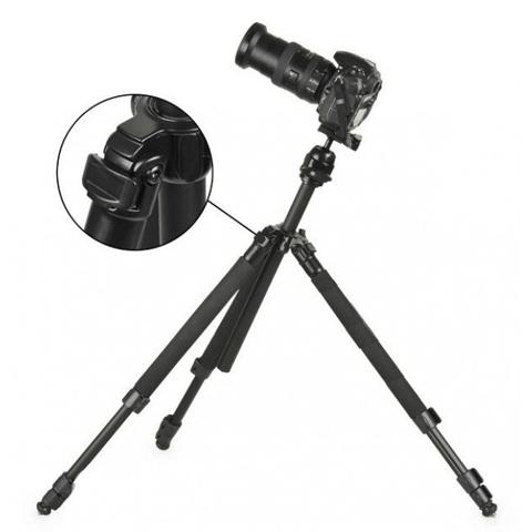 Trípode Profesional Gloxy GX-T6662A Plus